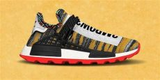 adidas x pharrell quot afro quot hu nmd look hypebeast - Afro Hu Nmd Fall 2018 Lineup