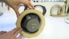 bases para bocinas de carro para que sirven las bases de montaje en las bocinas