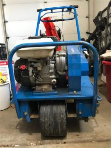 bluebird aerator weight bluebird h424 aerator weights lawnsite lawn care landscaping professionals forum