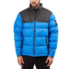 the north face 1992 nuptse jacket grey the m 1992 nuptse jacket bomber blue asphalt grey t92zweaa2