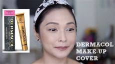 dermacol shades for asian skin dermacol make up cover review humid climate eng sub
