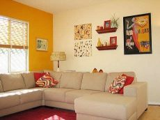 colores vivos para salas modernas salas con paredes de colores vivos buscar con paint colors for living room room wall