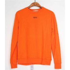 off white x vlone sweatshirt vlone white sleeve shirt orange