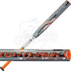 2017 mizuno nighthawk slowpitch softball bat usssa end loaded 340409 - Slowpitch Softball Bats 2017