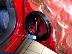 bases para bocinas de carro instalacion de base de bocina para sx4 crossover 2010 de suzuki