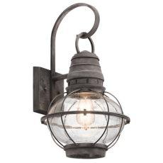 hton bay landscape lighting reviews breakwater bay hayesville 1 light outdoor wall lantern reviews wayfair