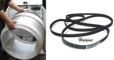 por qu 233 mi secadora whirlpool no calienta fallas - Porque Suena El Tambor De La Secadora