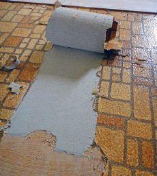 asbestos in flooring asbestos vinyl products history dangers abatement