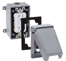 home depot receptacle cover betts weatherproof 50 receptacle pvc cover the home depot canada