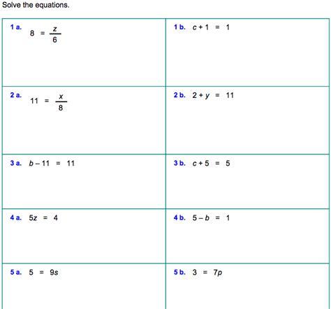 solving inequalities worksheet 6th grade inequalities worksheetsalgebra 1