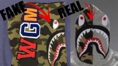 bape space camo hoodie real vs italy hotel deals - Bape Shark Hoodie Real Vs Fake