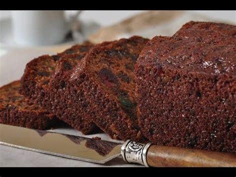 easy fruit cake recipe demonstration joyofbaking fruit cake