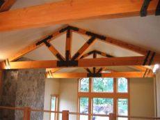 decorative metal brackets for beams handmade beam brackets by yardley forge custommade