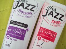 hair jazz shoo z mojego punktu widzenia odżywka i szon hair jazz