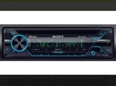 autoestereo sony xplod bluetooth autoestereo sony xplod mex gs820bt 100 watts x 4 bluetooth 3 890 00 en mercado libre