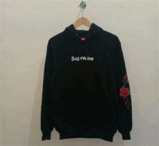 jual jaket sweater supreme pink supreme original jaket distro fleece catton - Jaket Hoodie Supreme Original