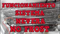 como descongelar una nevera no frost sistema de descongelamiento nevera no