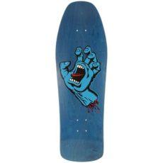 santa cruz screaming hand deck santa screaming ltd skateboard deck 10 0 at salty peaks