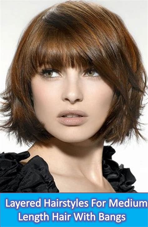 590 images beauty pinterest hairstyles long hair bangs