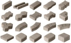types of concrete pavers 19 types of pavers for your driveway patio walkway and more