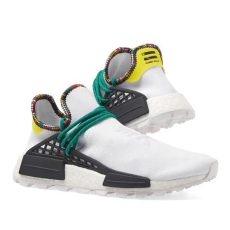 pharrell williams nmd all white adidas by pharrell williams solarhu nmd white bright green yellow end