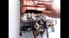 el boiler se apaga solo porque se apaga el boiler de paso