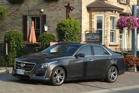 2014 cadillac cts sport review cars photos test