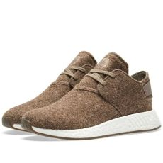 adidas x wings and horns nmd felt sneaker adidas x wings horns nmd c2 simple brown gum end
