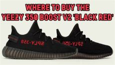 where to buy yeezys online release where to buy the adidas yeezy boost 350 v2 bred black release info