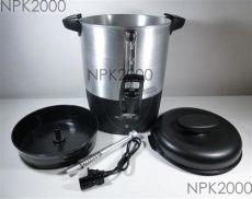 cafetera electrica 40 tazas hamilton modelo 40514 899 49 en mercado libre - Filtro Para Cafetera Hamilton Beach 40 Tazas