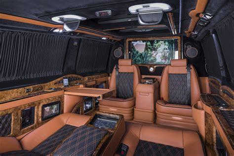 klassen noble vito business luxury van mercedes benz