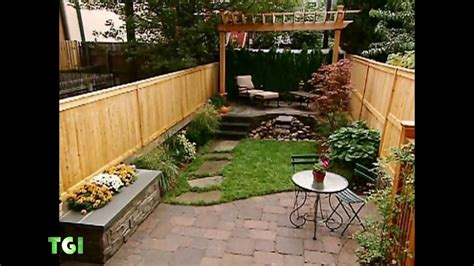 60 cool small backyard landscaping ideas youtube