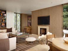 de 50 fotos de salas decoradas modernas peque 241 as n 243 rdicas vintage - Salas Pequenas Decoradas Sencillas