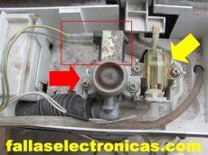 se le queda el foco rojo parpadeando lavadora whirlpool lavadora mabe no ingresa agua fallaselectronicas