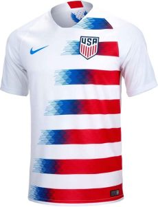 nike soccer kits 2018 nike usa home jersey 2018 19 soccerpro