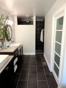 picking tile at floor decor master bathroom by goldwyn live creatively my master bathroom modern budget friendly