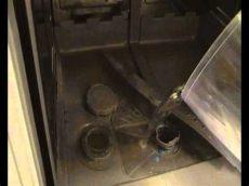 truco en la instalacion de lavavajillas cebar con agua para que inicie lavado - Lavavajillas Bosch No Desagua