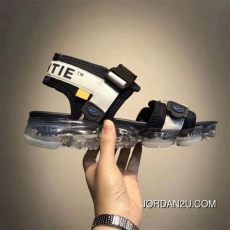 white x nike air vapormax sandals aaaa 28450 free shipping price 87 01 new air - Off White Sandals Nike Price