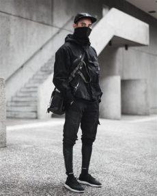 asian streetwear streetwear - Japanese Techwear Jacket