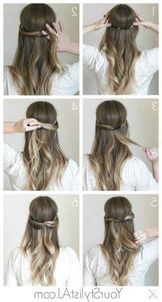 rosmarinol haare selber machen einfache frisuren f 252 r lange haare zum selber machen