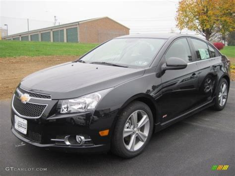 black granite metallic 2013 chevrolet cruze lt rs