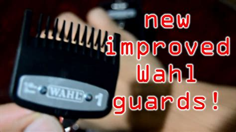 wahl clipper guide combs guards youtube