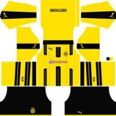 kit dls dortmund borussia dortmund kits 2016 2017 league soccer borussia dortmund dls 2016 2017 kits