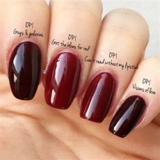 opi got the blues for red gel opi i can t read without my lipstick vs opi got the blues for vs opi guys and gala