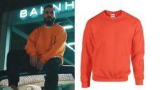 700 sweater ohne aufdruck wenn ich eines tages sterbe dann an kaufsucht shindy roli - Haider Ackermann Sweater Shindy