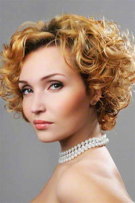 30 latest curly short hairstyles 2015 2016