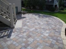 different types of concrete pavers types of patios concord stoneworks