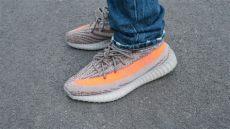 adidas yeezy boost 350 v2 beluga review and on foot - Yeezy Boost 350 V2 Beluga On Feet