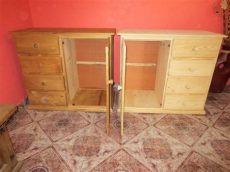 roperos de madera rusticos ropero de madera 4 cajones nuevo rustico envio gratis df 4 999 00 en mercado libre