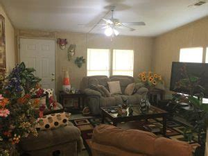 decorate mobile home living room